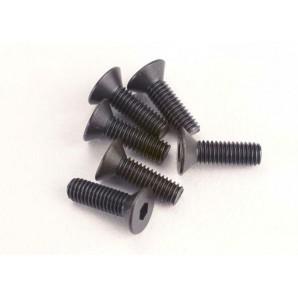 3x10mm Senk Sechskant-Schraube