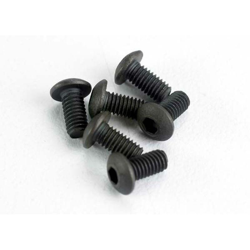 3x6mm Sechskants-Schraube