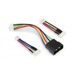 TRAXXAS Adapter. ID LIPO-Akku (TRX-XH) TRX2938X