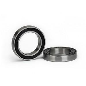 TRAXXAS Kugellager. schwarz Gummidichtung (17x26x5mm) (2) TRX5107A