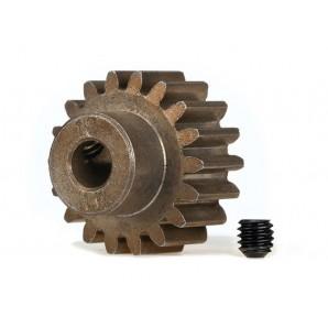 TRAXXAS Gear. 18-T pinion (1.0 metric pitch) (fits 5mm shaft)/ set s TRX6491X