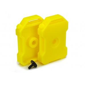 Benzin-Kanister (gelb) (2)/ 3x8 FCS (1)