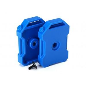 Benzin-Kanister (blau) (2)/ 3x8 FCS (1)
