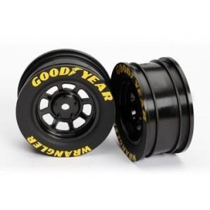Wheels Goodyear 8-Spoke Truck 1/16 (2)