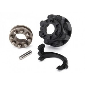 Carrier T-lock and Slider for Differential TRX-4