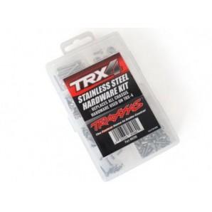 Hardware Kit Stainless Steel TRX-4