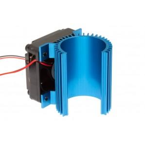 Hobbywing Hobbywing Lüfter mit Kühlrippen für 36mm Motor 60mm Länge HW86080120
