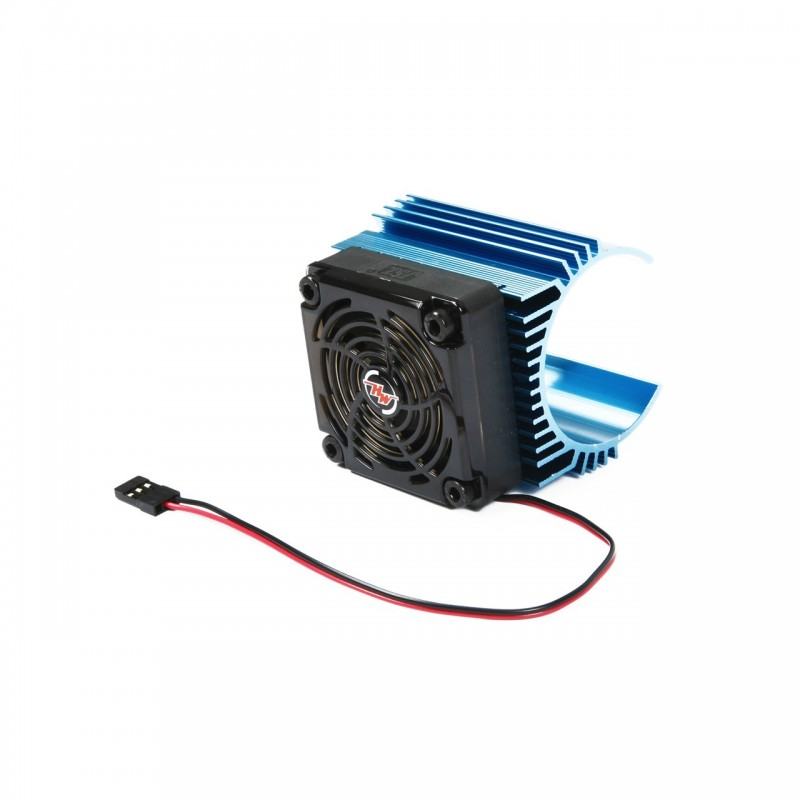 Hobbywing Hobbywing Lüfter mit Kühlrippen für 44mm Motor HW86080130