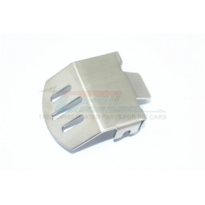 STAINLESS STEEL F/R GEAR BOX BOTTOM PROTECTOR MOUNT FOR TRX4 -1PC