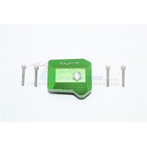 ALUMINUM FRONT/REAR GEARBOX COVER -5PC SET