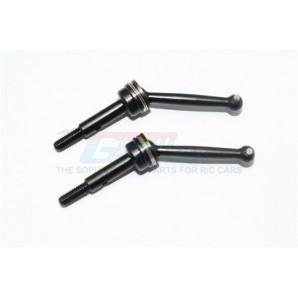 45 HARDEN STEEL REAR CVD -2PC SET