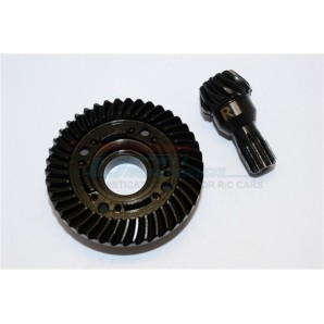 CHROME STEEL REAR SPIRAL BEVEL GEARS - 1SET
