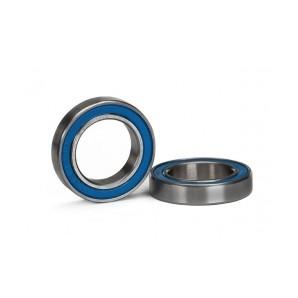 TRAXXAS Kugellager. blau Gummidichtung (15x24x5mm) (2) TRX5106
