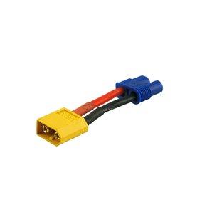 Adapter XT60 Stecker zu EC3 Buchse